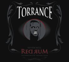 Never Dull - Torrance Brand Red Rum T-Shirt