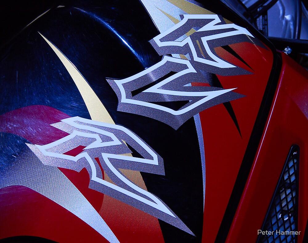 KLR by Peter Hammer