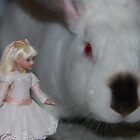Oh No Alice! It's a Giant Rabbit! by Marie Terry
