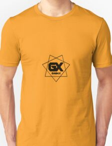 GiMMiX Logo/Vector (Black on White) T-Shirt