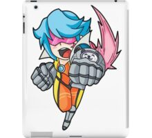 Neon Strike Vi iPad Case/Skin