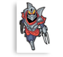 Chibi Zed League of Legends Canvas Print
