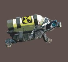 Nuclear Powered Turtle by Malkman