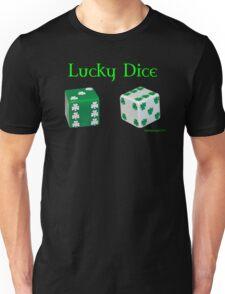 Lucky Dice Unisex T-Shirt