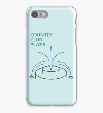 Kansas City Country Club Plaza  iPhone Case/Skin