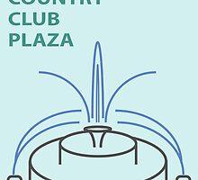 Kansas City Country Club Plaza  by TulipPrint