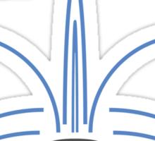 Kansas City Country Club Plaza  Sticker