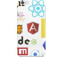 Javascript Stickers, Mugs, T-shirts and Phone cases iPhone Case/Skin