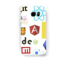 Javascript Stickers, Mugs, T-shirts and Phone cases Samsung Galaxy Case/Skin