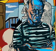 Picasso by Nicolae Negura