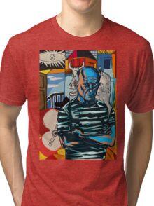 Picasso Tri-blend T-Shirt