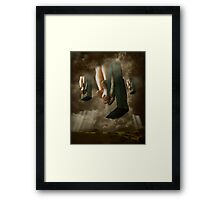 Slave Woman Framed Print