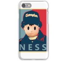 Ness Leaves Onett For a Different Hood iPhone Case/Skin