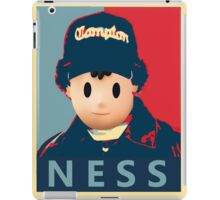 Ness Leaves Onett For a Different Hood iPad Case/Skin
