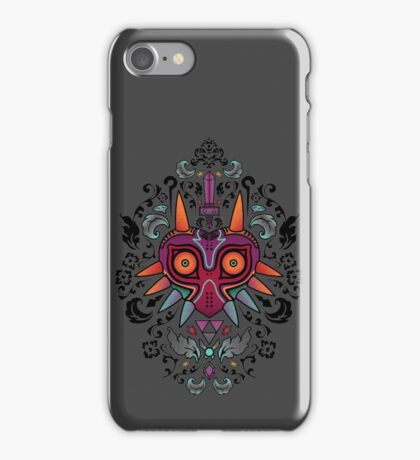 Majora's Damask iPhone Case/Skin