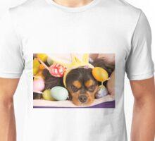 Cavalier King Charles Spaniel Easter Eggs Unisex T-Shirt