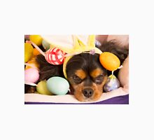 Cavalier King Charles Spaniel Easter Eggs T-Shirt