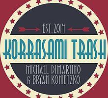 Korrasami Trash by FlareND