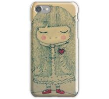 Cute Love  iPhone Case/Skin