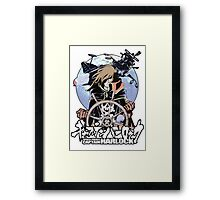 Space Pirate 03 Framed Print