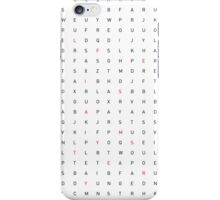 (Life is a Mystery) iPhone Case/Skin