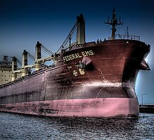 Federal EMS Duluth Harbor Minnesota by raberry