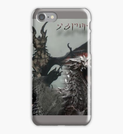 Homage to the World Eater iPhone Case/Skin