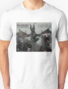 Homage to the World Eater T-Shirt