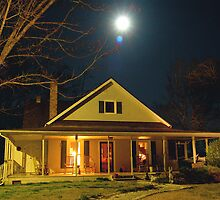 Fullmoon Farm by Bob Fox