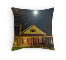 Fullmoon Farm Throw Pillow