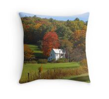 Farmstead Throw Pillow