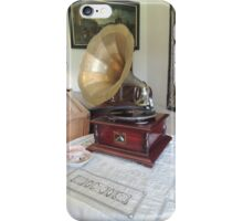 Sounds of History iPhone Case/Skin
