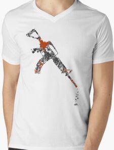 Guns lead to Murder #2 Mens V-Neck T-Shirt