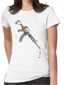 Guns lead to Murder #2 Womens Fitted T-Shirt