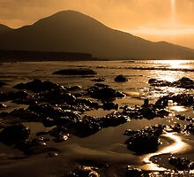 Lohar Beach Co Kerry Ireland by aidan  moran