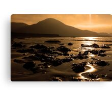 Lohar Beach Co Kerry Ireland Canvas Print