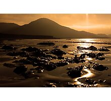 Lohar Beach Co Kerry Ireland Photographic Print