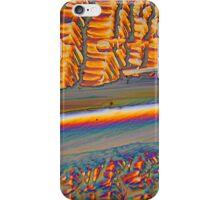 Rare Materials: Erbium nitrate under the microscope iPhone Case/Skin