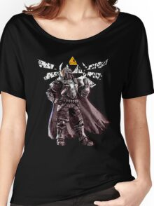 Triforce of Power Women's Relaxed Fit T-Shirt