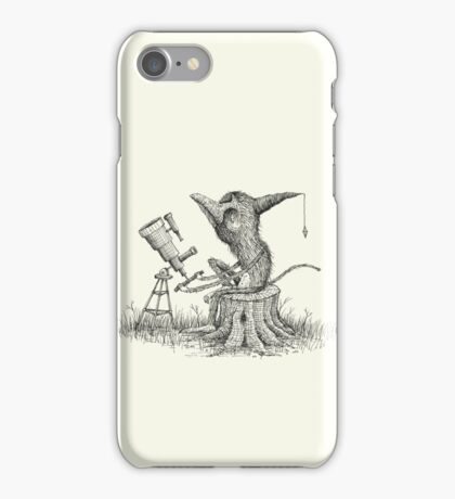Looking For Astronauts iPhone Case/Skin