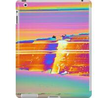 Exotic crsytals: Praseodymium nitrate  iPad Case/Skin