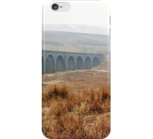 The Dandry Mire/Moorcock Viaduct iPhone Case/Skin