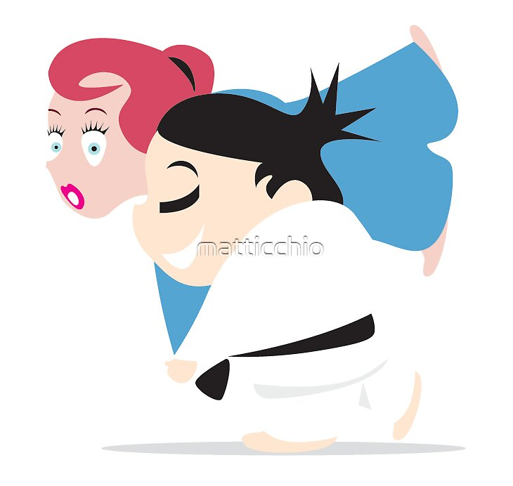 Judo girls by matticchio