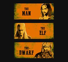 The Man The Elf The Dwarf Unisex T-Shirt