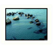 Waterscape Art Print