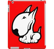 Odie English Bull Terrier iPad Case/Skin