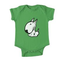 Odie English Bull Terrier One Piece - Short Sleeve