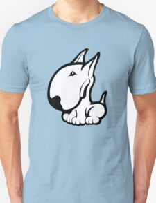 Odie English Bull Terrier Unisex T-Shirt