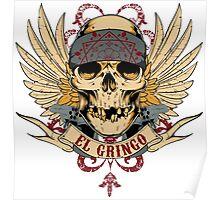 El Gringo Poster
