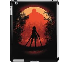 Elite Warrior  iPad Case/Skin